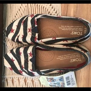Stars and Stripes Toms 🇺🇸